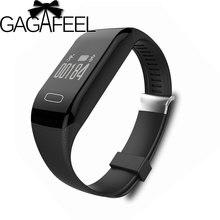 Bluetooth Smart Uhr Herzfrequenz Monitore Armbanduhren Mit Box Armband Wasserdichte Passometer Smartwatch für IOS Android-Handy