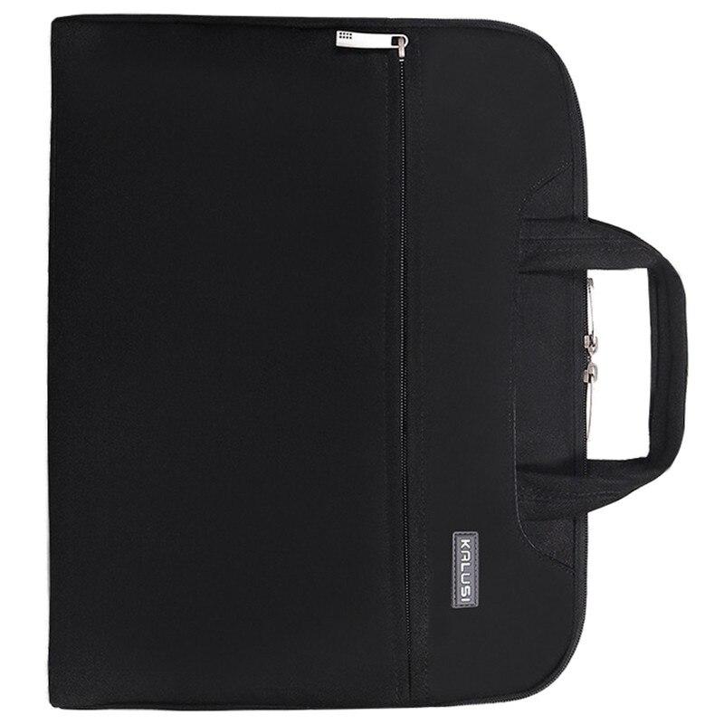 New waterproof arrival laptop bag case computer bag notebook cover bag 14 inch for Apple Lenovo Dell Computer bag(Black)