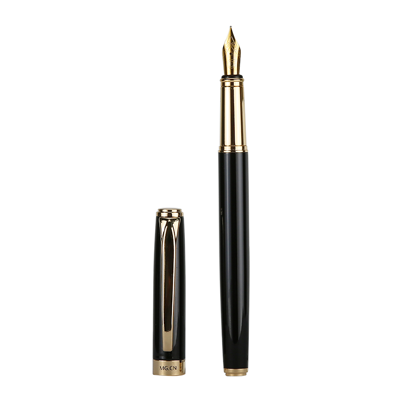 Free Shipping MG 0.5 mm Duke Carbon Fiber parker luxury Fountain foutain Pen nib ink Roller with Gift Box Package ручка перьевая parker frontier fountain pen black