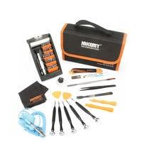 Professional Multi Tools Kit Screwdriver/Metal Spudger/Tweezers/Anti static Wrist Strap For iPhone Ipad Computer Repair