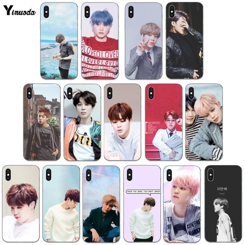Yinuoda Bangtan Boys BTS Pretty practical Fashion personality Cheap Case Cover for iPhone X XS MAX 6 6S 7 7plus 8 8Plus 5 5S XR