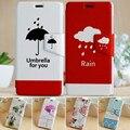 """Para Redmi 3 Phone Cases, Top Quality Moda Encantador Dos Desenhos Animados Da Aleta ímã caso capa de couro pu para xiaomi redmi3 hongmi3 5.0"""""""
