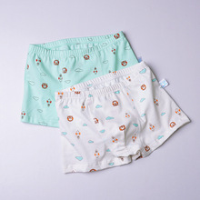 Panties Underware Children's Briefs Shorts Boxer Teenager Cartoon-Design Cotton Soft