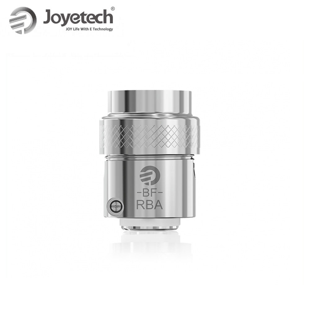 ¡Venta caliente! Original Joyetech BF RBA bobina 0.5ohm atomizador cabeza para Cubis/eGO AIO/cubo Mini Vape tanque bobinas E -cigarrillo