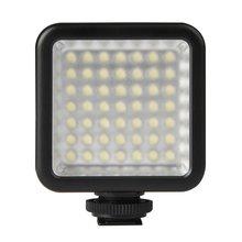 LED ビデオライトパネルニコン DF D5600 D5500 D5300 D5200 D5100 D5000 D3500 D3400 D3300 D3200 D3100 D3000 D7200 d7100 D7000