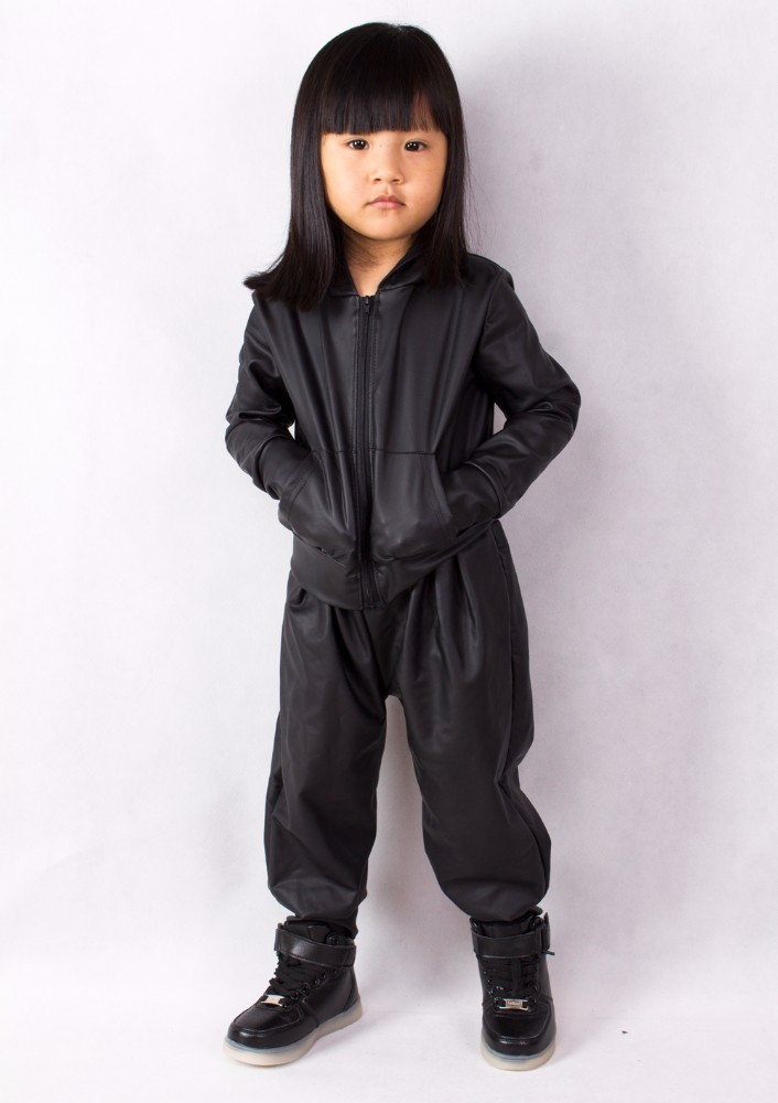 Mode Lente Herfst Kid bomberjack Stage Performance Wear paillette - Kinderkleding - Foto 4