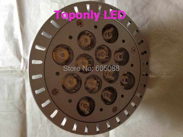 2019 High Quality Epistar led e27 12w par38 spotlight lamp with aluminum die casting shell AC85 265v 1200lm CE ROHS 100pcs/lot