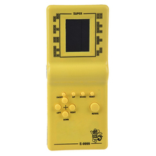 Tetris Game Hand Held LCD Electronic Toys Brick Classic Retro Games Gift