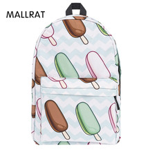 Mallrat Повседневное рюкзак Для женщин Сумка Элегантный дизайн для девочек школьная сумка большой Ёмкость путешествия Рюкзаки
