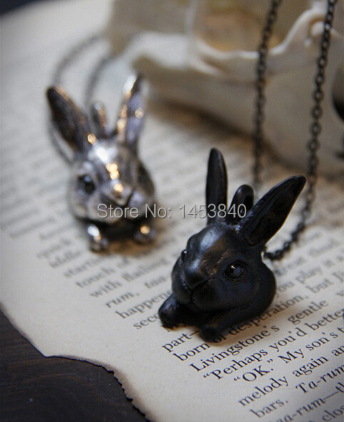 Rabbit Pendant Necklace