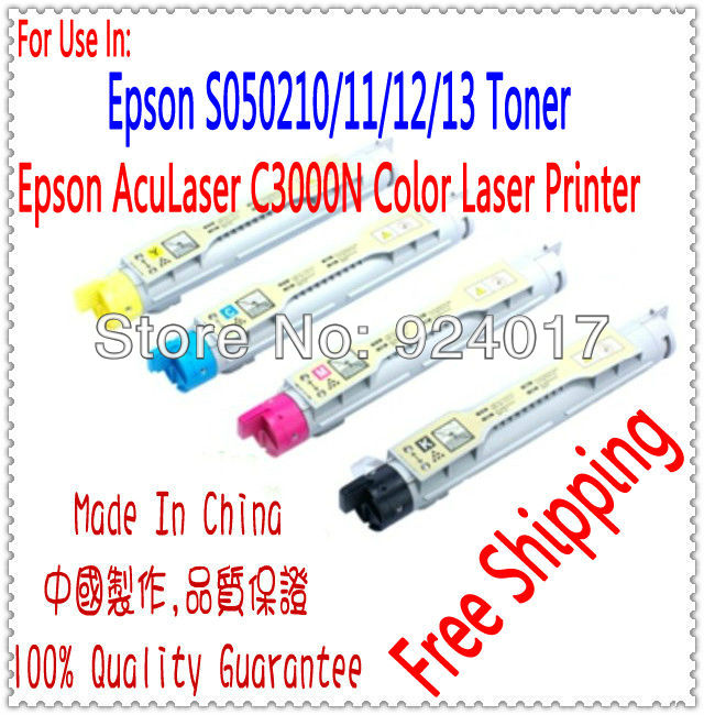 2 PK 1250 Yellow Toner fits Dell 1350cnw Color 1250c Color Printer FAST SHIPPING