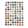 Snap Jewelry Meatl Buttons For Bracelet Men Button Women Jewelry Making Mix Order Gift Handmade Chunks Snaps Diy Bracelets 2016