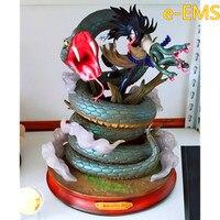 Anime NARUTO Orochimaru Full Length Portrait 1/6 GK Resin Statue Action Figure Desktop Decoration G2360