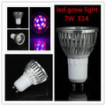 5pcs/lot New Design 7W LED Hydroponic Plant Flowers Vegetables Greens Spotlight LED Grow Lights Plant Growing Lamp
