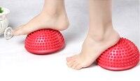 1 Pair Foot Massage Balance Jackfruit Balls Multifunction Indoor Yoga Gym Fitness Training For Man Women
