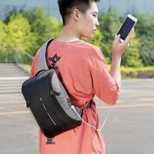 Men's USB Charging Smart Backpack
