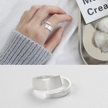 925 Sterling Silver Open Ring For Women