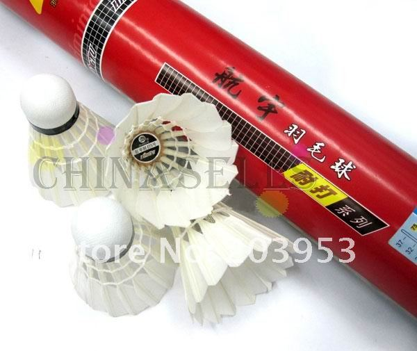 new hangyu badminton shuttlecocks durable NO.5 shuttlecock badminton ball high quality durable flight:A hot