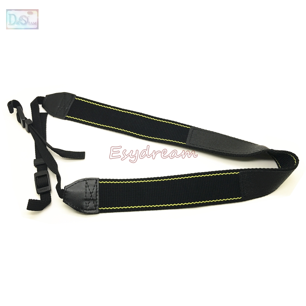 Nylon Shoulder Neck Strap For Nikon D750 D610 D90 D7500 D7200 D7100 D7000 D5500 D5300 D5200 D5100 D3400 D3300 D3200 D3100 Camera