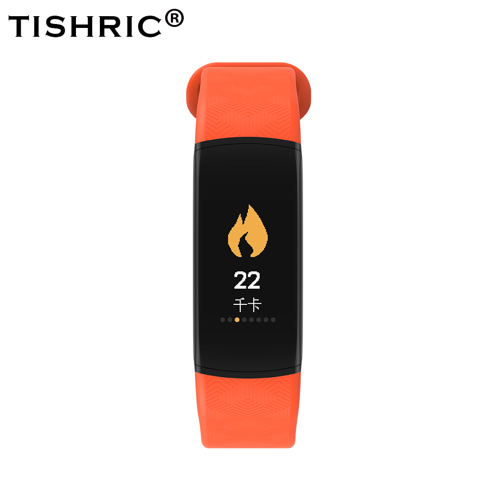 Smart Wristbands Tishric B11 Smart Band Bracelet Watch Wristband Activity Fitness Tracker Blood Pressure Pulse Meter Smartwatch For Android Ios Smart Electronics