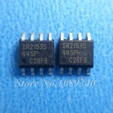 10PCS free shipping IR2153STRPBF IR2153S IR2153 SOP 8 bridge driver genuine imported 100 new original