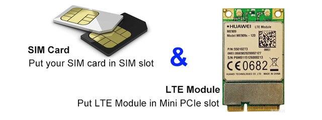 SIM & LTE