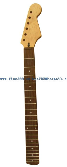 new made in China maple wood neck rosewood fingerboard st electric guitar neck+EMS free shipping+foam box F-5003  цены онлайн