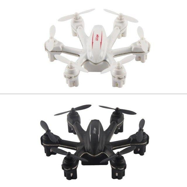 X901 MJX 2.4 G mini drones Hexacopter Rc Quadcopter com g-sensor 6 Axis controlador RTF Rc helicóptero de controle remoto