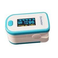 OLED Fingertip Pulse Oximeter Blood Oxygen SpO2 Saturation Meter Heart Rate PR Monitor Finger Oximetro