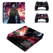 Tokyo Ghoul Skin Sticker For Sony PlayStation 4 Slim
