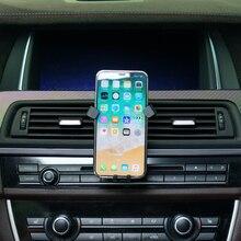 Styling auto Supporto Del Telefono Cellulare Auto Basamento Del Telefono Presa di Staffa di Montaggio Del Basamento Della Clip Per BMW 5 Serie F10/F11 /F07/F18 2010-2017