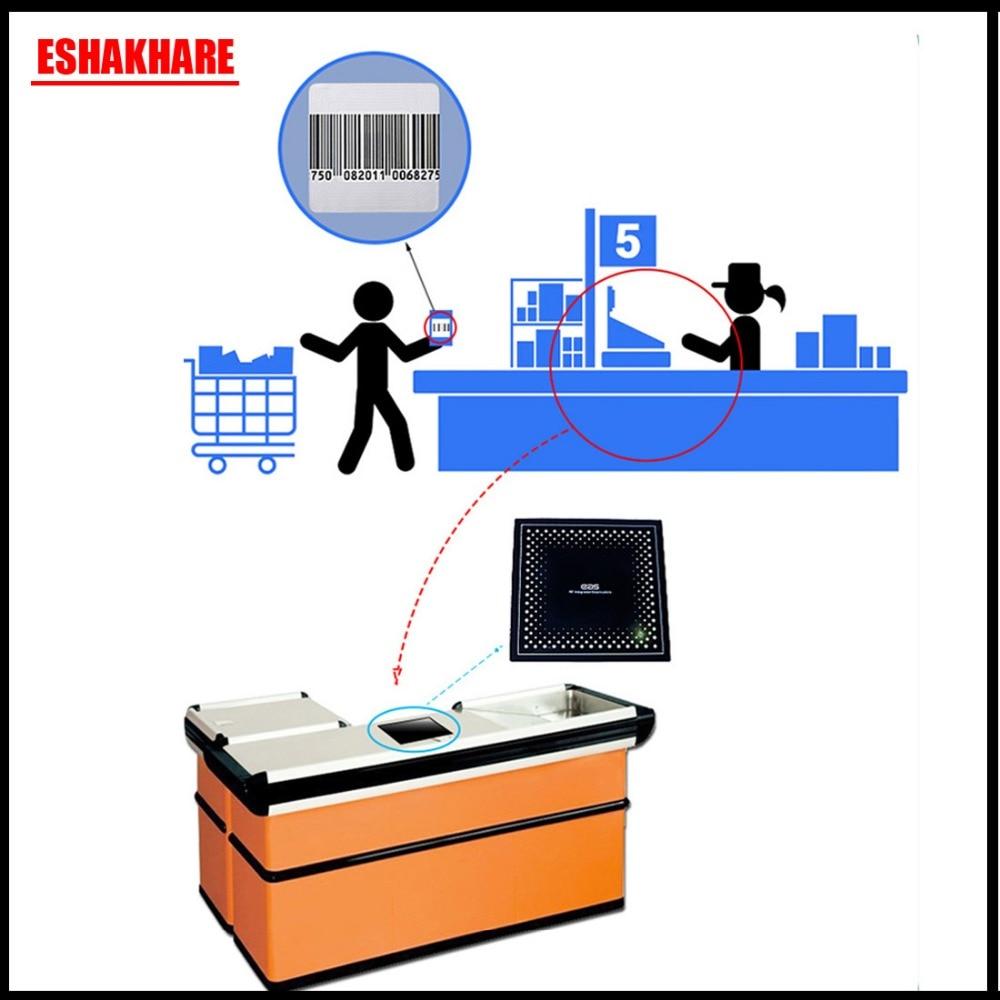 supermarket anti theft systems RF8.2Mhz eas label deactivator security label deactivator decoding machine eas 1set цена