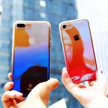 Ultra Slim Color Gradient Phone Case For iPhone 7 & iPhone 7 Plus