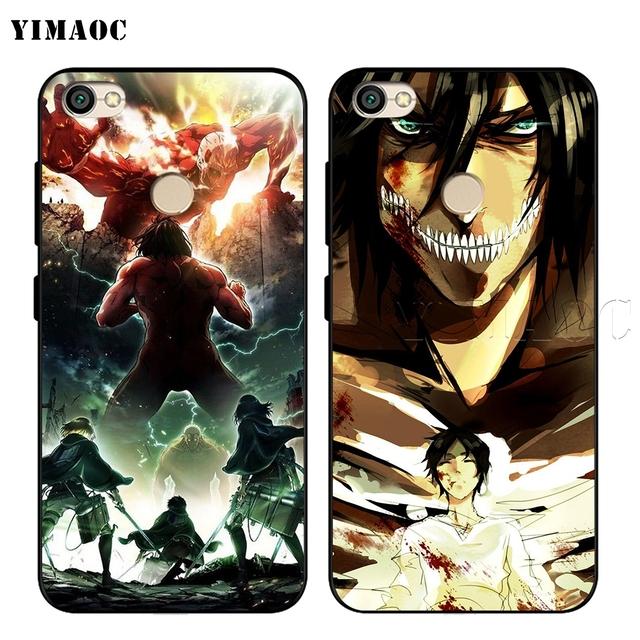Attack On Titan Levi Case Cover for Xiaomi Redmi Phones
