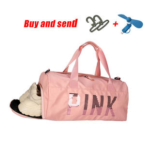 Handbag Messenger-Bag Separation Couple Letter Sequins Shoulder Travel PINK Latest-Design