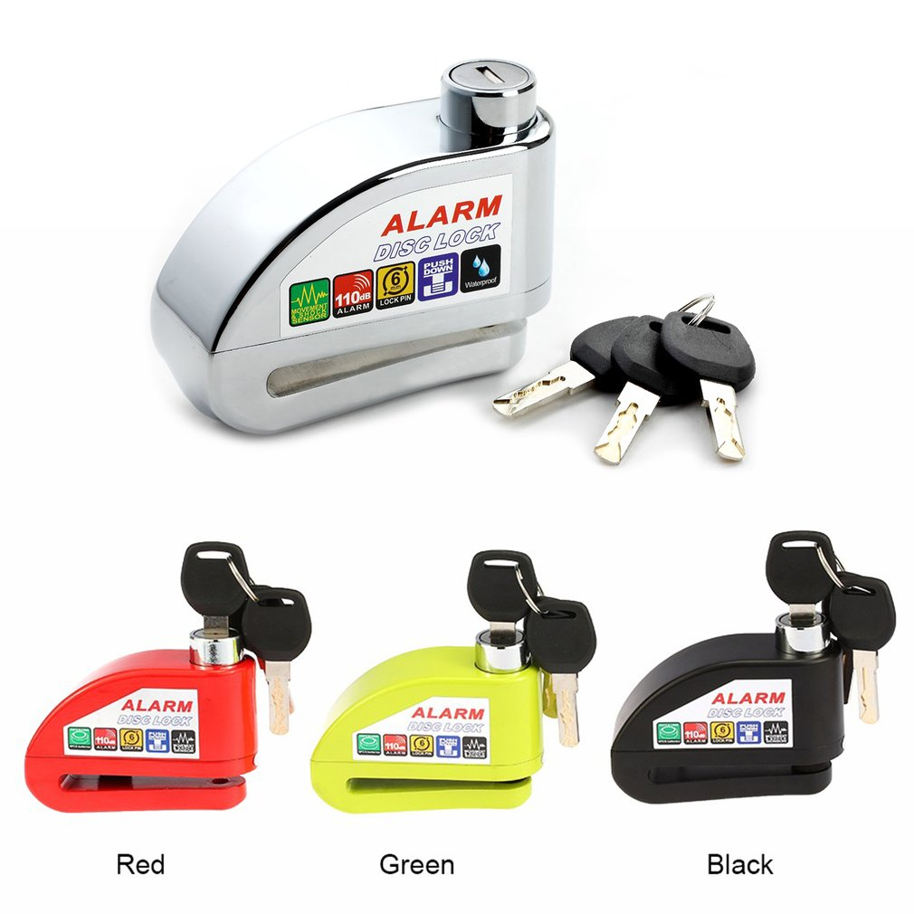 Zenon Security Alarm Lock