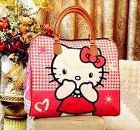 DLKLUO 2016 Hot Sale Famous Brands Women S Cartoon Bag Women Luggage Emoji Travel Bags Large