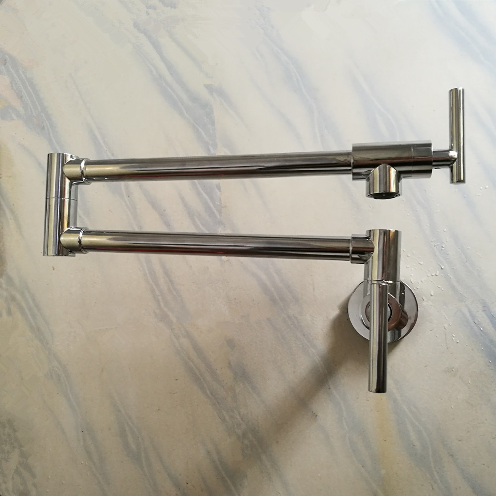 Wall Mounted Kitchen Faucets Compare Prices On Wall Mount Kitchen Faucet Online Shopping Buy