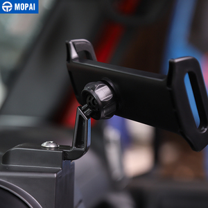 Image 3 - MOPAI ABS Car Navigation GPS Bracket Mount IPad/Mobile Phone Holder for Jeep Wrangler 2011 2017 Car Accessories Styling