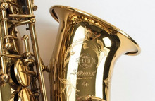DHL Free Saxophone Alto Saxophone Mark VI Saxophone brass Carved flowers Alto Saxophone with mouthpiece case gloves(China)