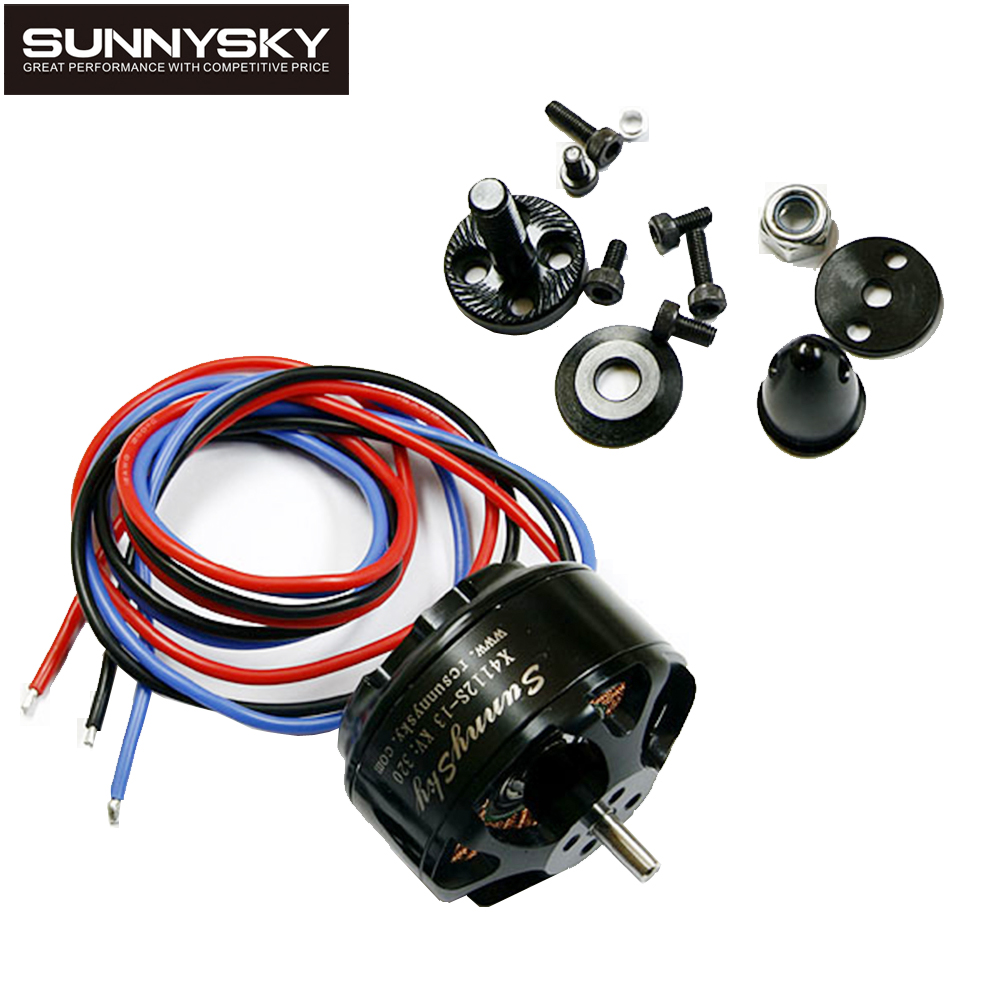 1pcs SUNNYSKY X4112S 320KV/400KV/485KV Outrunner Brushless Motor for Multi-rotor Aircraft