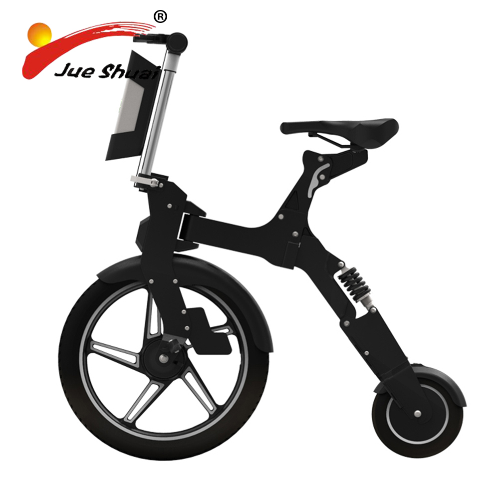 High quality adult Electric Folding Bike with USB Interface 36V lithium battery 250W motor MINI Q quick release portable ebike