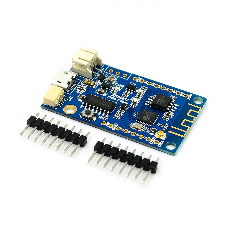 TTGO T-Base ESP8266 WiFi Wireless Module 4MB Flash I2C Port for Arduino MicroPython NodeMCU Compatible