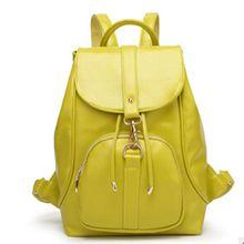 2015 новый горячий высокое качество искусственная кожа рюкзак женщины старинные рюкзаки школьные сумки подросток Mochila де Couro дизайнер 4 цветов