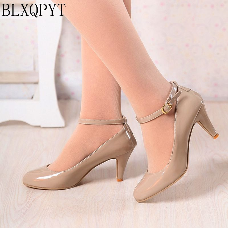 BLXQPYT New Zapatos Mujer Tacon Women Shoes Fashion Women Pumps Ultra High Heels Platform Party Dance Shoes Woman 01-8 lanyuxuan 2017 new zapatos mujer women shoes high heel fashion women s pumps high heels platform party dance shoes woman 01 8