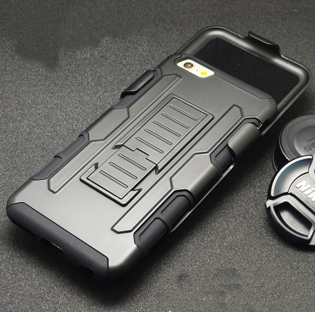 Rugged 3 In 1 Combo Phone Cases For Iphone 4s Case Belt Clip Holster Stand Armor