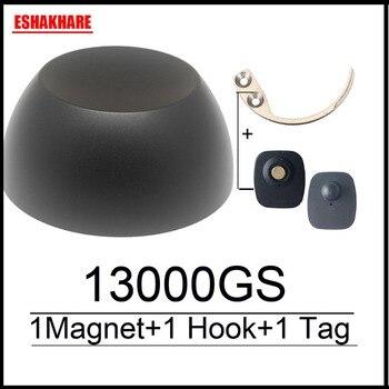 13000GS golf universal imán separador anti robo magnético seguridad etiqueta removedor 1 llave gancho separador para el sistema eas