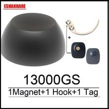 جهاز فصل مغناطيسي عام للغولف 13000GS مزيل علامات أمان مغناطيسية لمنع سرقة المتاجر خطاف فصل مفتاح واحد لأداة سيستيما