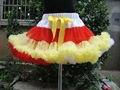 Hot sale fashion little girl pettiskirts retail tutu pettiskirts KP-PETS040