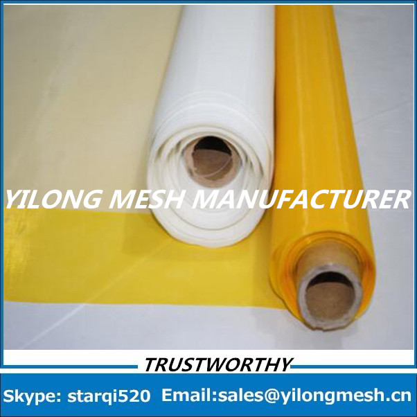 Fast Delievery!!! 35 Meters 64T(160mesh)-64um-145cm Polyester Bolting Cloth Textile Screen Printing Mesh